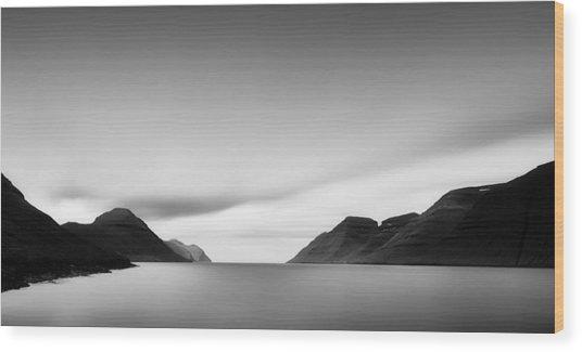 Faroe Islands Wood Print