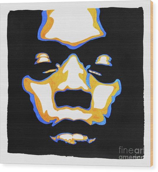 Fela. The First Black President. Wood Print