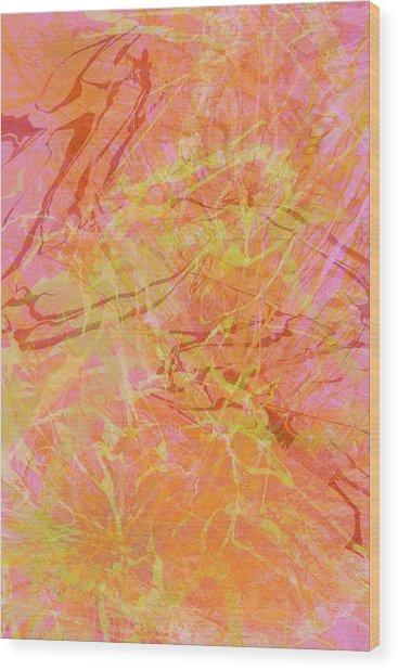 Fern Series #42 Wood Print