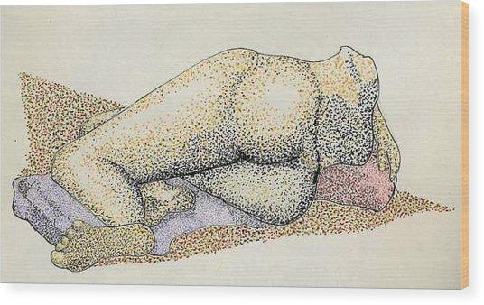 Figure2.5 Wood Print by M Brandl