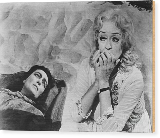 Film: Baby Jane, 1962 Wood Print