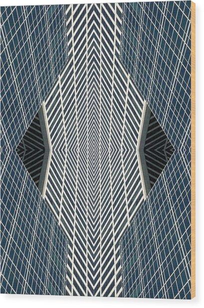 Grace No. 2 Wood Print