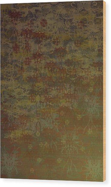 Floating Zen Wood Print