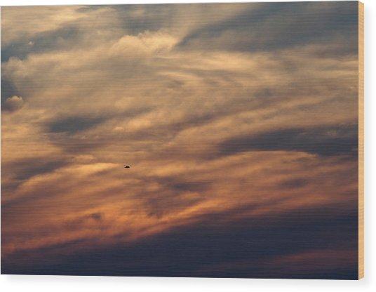 Florida Sunset 0052 Wood Print