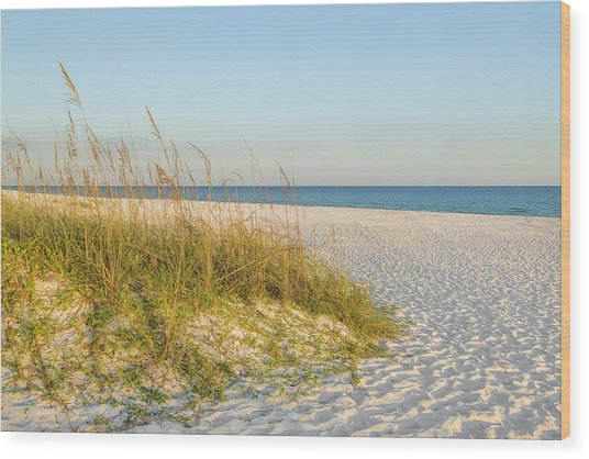Destin, Florida's Gulf Coast Is Magnificent Wood Print