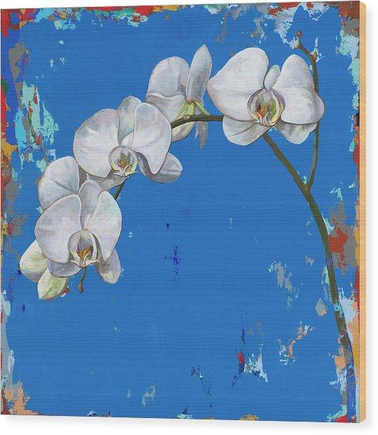 Flowers #9 Wood Print