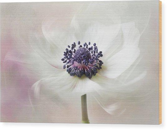 Flowers From Venus Wood Print