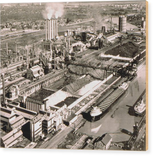 Ford Motor Co River Rouge Plant 1940s Photograph By Everett