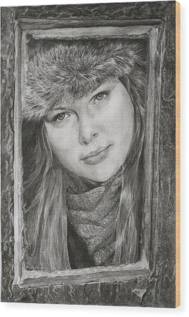 Framed - After Maureen Killaby Wood Print