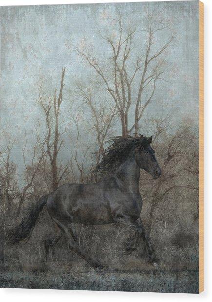 Free Wood Print by Jean Hildebrant