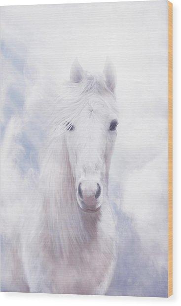 Free Spirit Wood Print