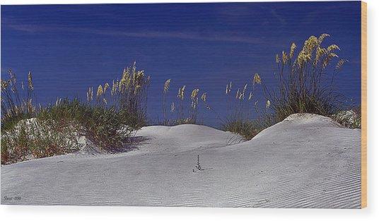 Fripp Island Wood Print