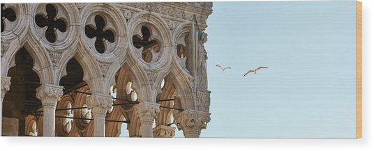 Gabbiani Ducale 4379 Wood Print