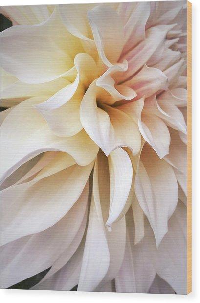Garden Queen 1 Wood Print