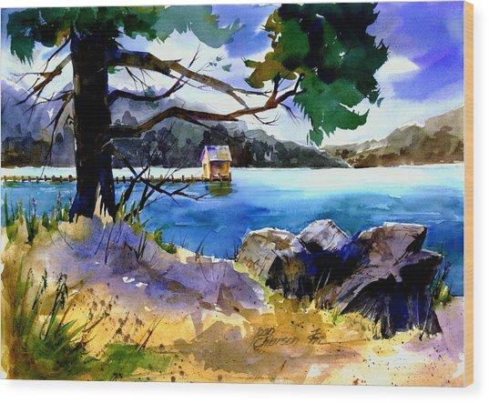 Gatekeeper's Tahoe Wood Print