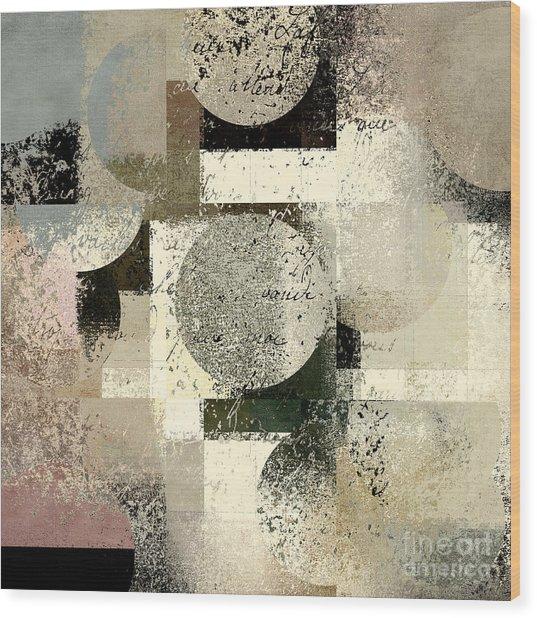 Geomix - C133et02b Wood Print
