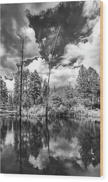 Wood Print featuring the photograph Getaway by Rick Furmanek