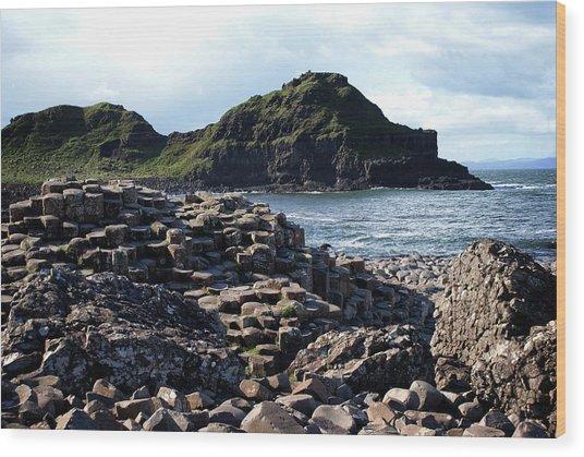 Giant's Causeway, Northern Ireland. Wood Print