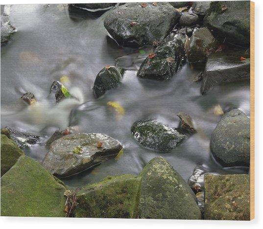 Glenariff River Wood Print