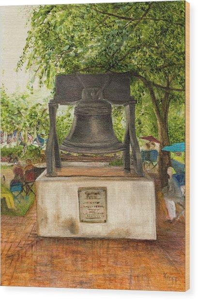 Glover Park Wood Print