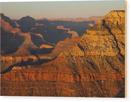 Grand Canyon 149 Wood Print
