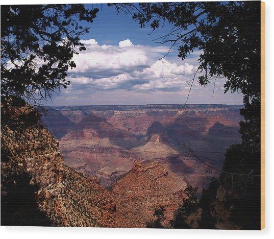Grand Canyon II Wood Print by Linda Morland