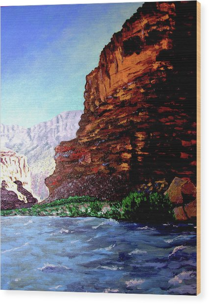 Grand Canyon II Wood Print