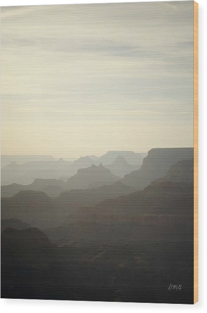 Grand Canyon No. 4 Wood Print