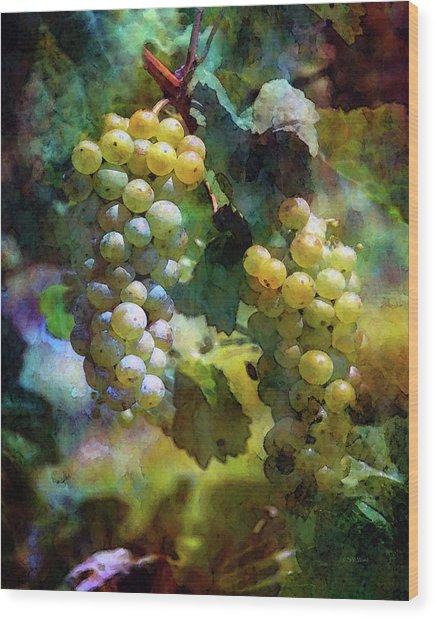 Grape Prism 2739 Idp_2 Wood Print