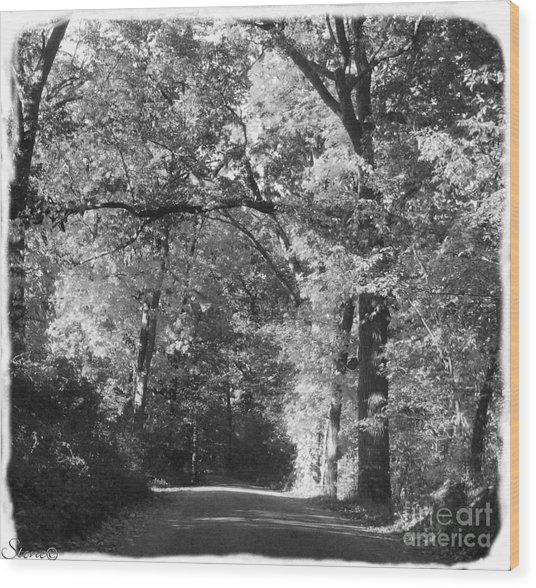 Graves Rd  Wood Print