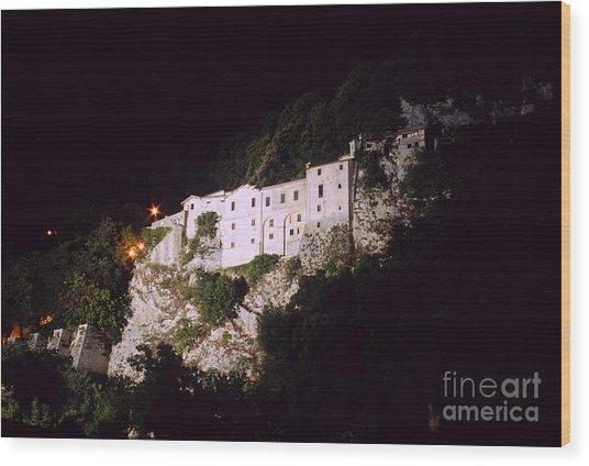 Greccio Monastery I Wood Print