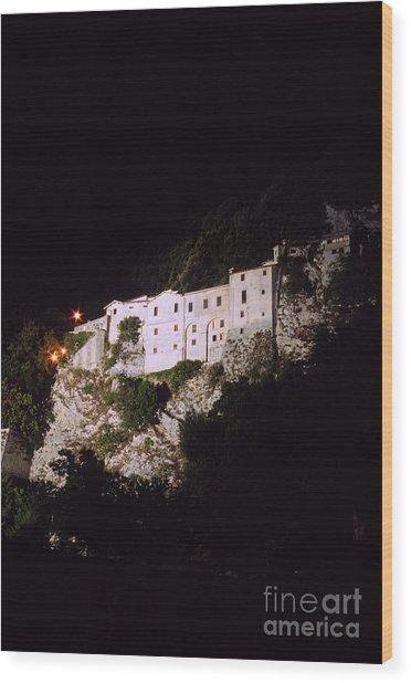 Greccio Monastery II Wood Print