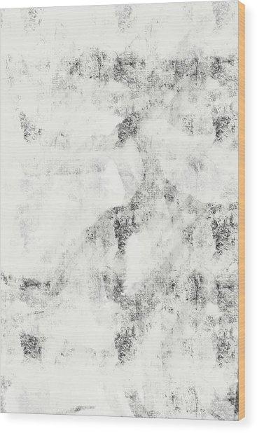 Grunge 1 Wood Print