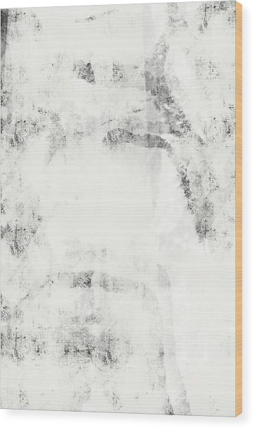Grunge 2 Wood Print