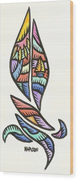Guam Sails 2009 Wood Print by Marconi Calindas