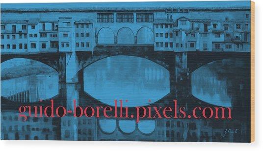 Guido-borelli.pixels.com Wood Print