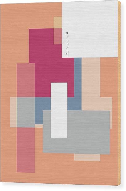 Habitat Wood Print