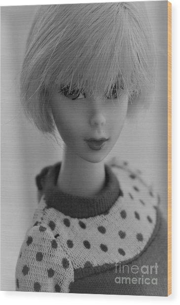 Hair Fair Wood Print