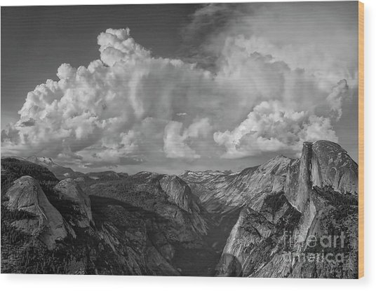 Half Dome I Visit Www.angeliniphoto.com For More Wood Print