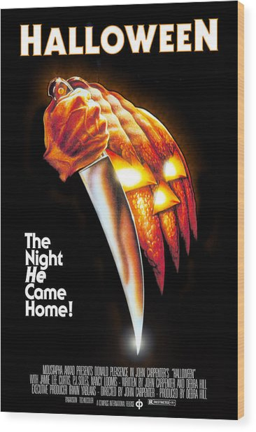 Halloween 1978 Movie Poster.Halloween 1978 By Everett