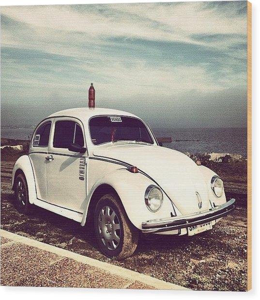 Herbie For Sale Wood Print