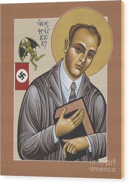 Holy Blessed Martyr Franz Jagerstatter 049 Wood Print