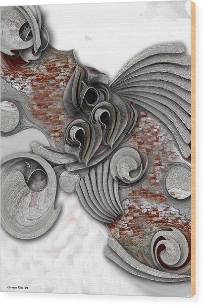 Hope Of Life  Wood Print