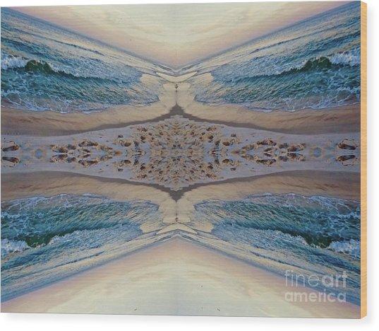Horizons Wood Print
