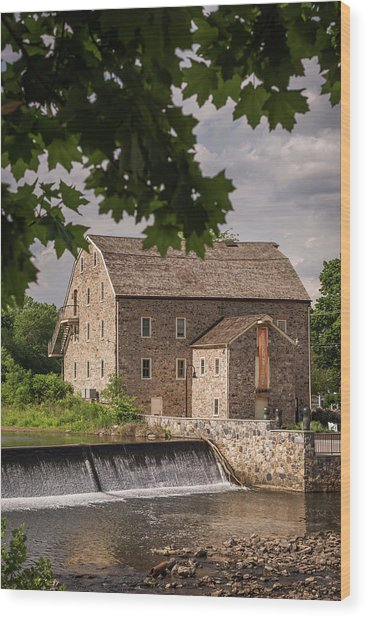 Hunterdon Art Museum Clinton Nj Wood Print