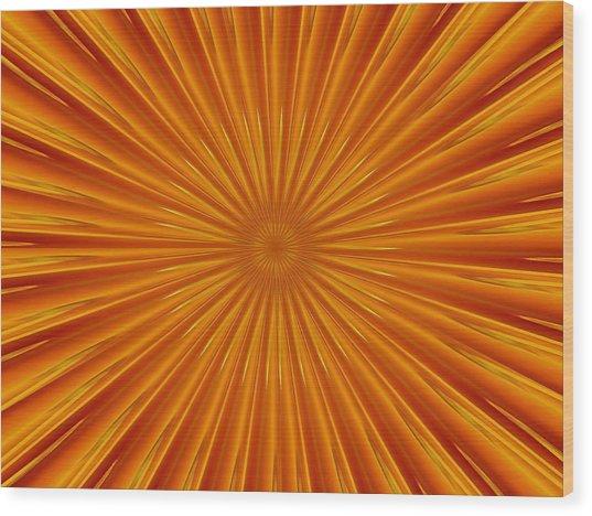 Hypnosis 5 Wood Print by David Dunham