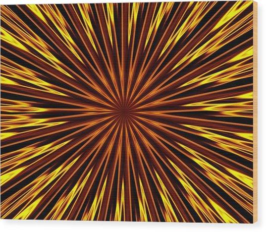 Hypnosis 6 Wood Print