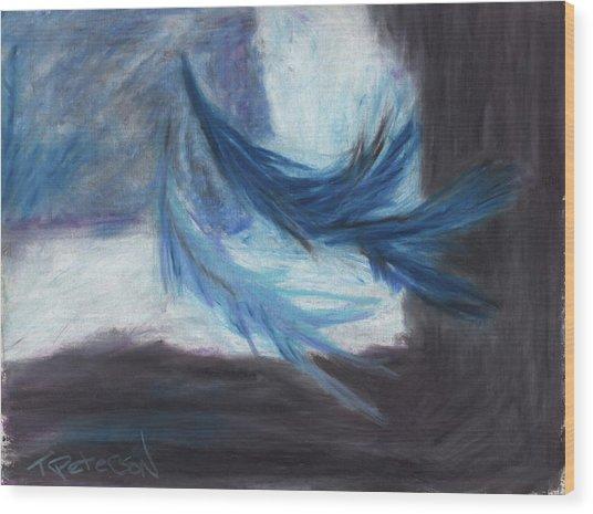 I Dreamt Of Flight Wood Print