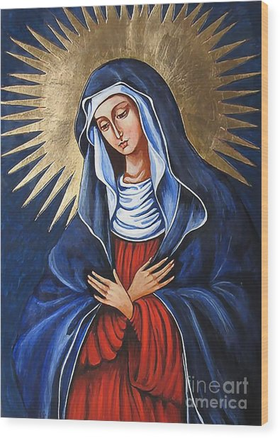 Icon 1368wd Wood Print