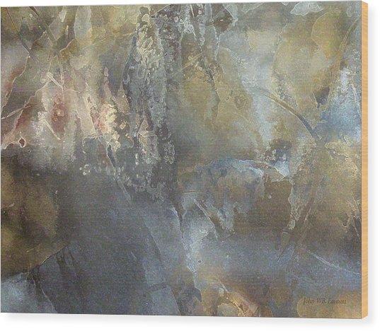 IIi - Enchanted Forest Wood Print